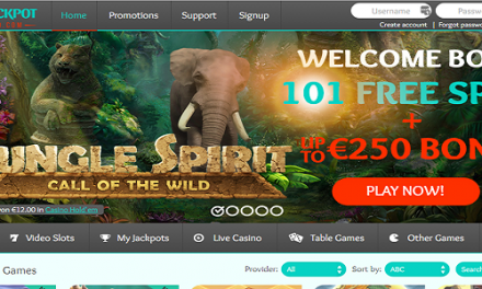 MyJackpot Casino Review