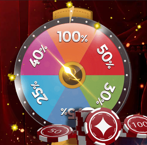 Unique Casino Bonus Wheel