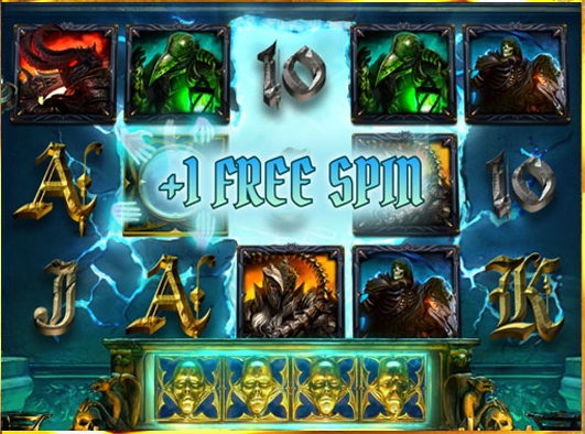 Free Spins Dark King Forbidden RIches